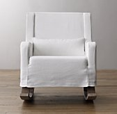 Kennis Slipcovered Rocker Slipcover Only