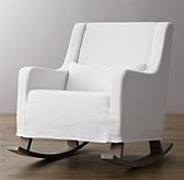 Kennis Slipcovered Rocker Replacement Slipcover