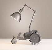 Industrial Gear Task Lamp
