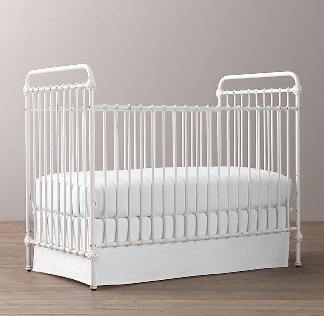 Kennedy Iron Crib