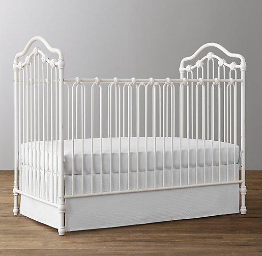 Grayson Iron Crib