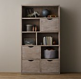 Landry Storage Bookcase