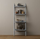 Small Iron Leaner Shelving