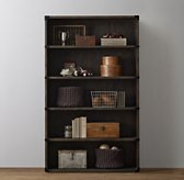 Wilkes Trunk Bookcase