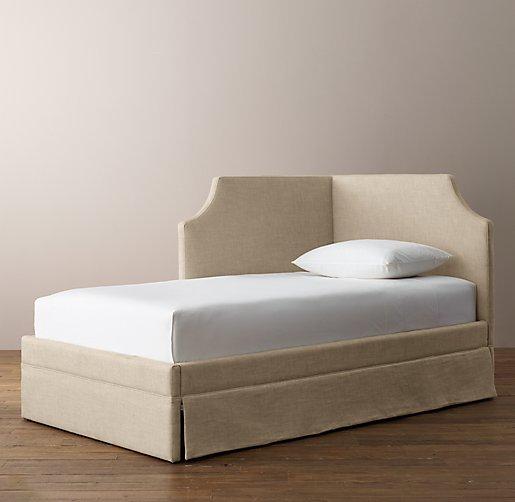 Rylan Upholstered Corner Bed