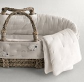 Hand-Knotted Sheep Moses Basket Bedding