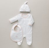 Petite Nursery Star Jersey Infant Gift Set - Petal