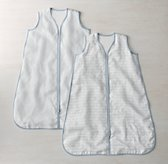 Washed Organic Linen Infant Sleep Bag
