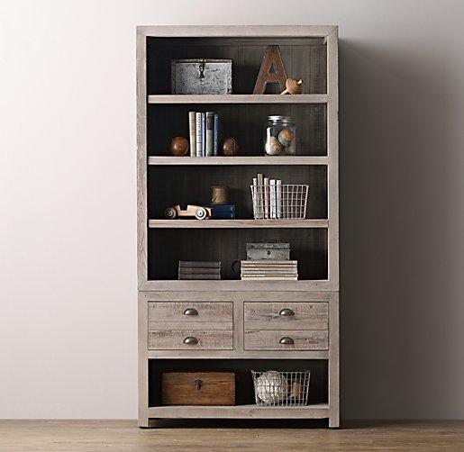 Weller Storage Media Bookcase Set. Click to Zoom - Weller Storage Media Bookcase Set
