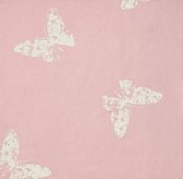 Stamped Butterfly Bedding Swatch