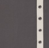 Grommet Twill Tape Bedding Swatch