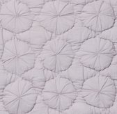Pinwheel Quilted Voile Bedding Swatch