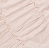 Tiered Voile Quilted Bedding Swatch