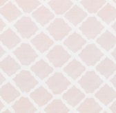 Trellis Print Bedding Swatch