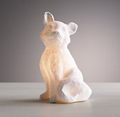 Fox Porcelain Nightlight