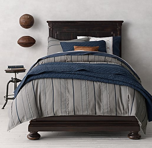 Vintage Baseball Stripe Amp Baseball Bedding Collection