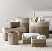 Rutherford Textured Cotton Storage Liners