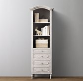 Bellina Tower Bookcase