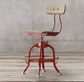 Mini Vintage Toledo Chair - Distressed Red