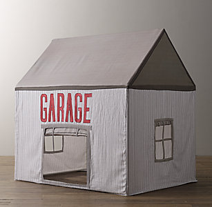 Pee Garage Indoor Playhouse