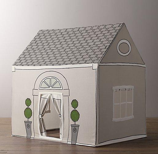 Petite Maison Indoor Playhouse