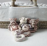Luxe Knit Rattle