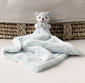 Luxe Knit Security Blanket - Bear
