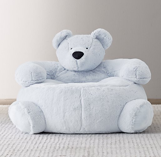 Peachy Cuddle Plush Bear Chair Pabps2019 Chair Design Images Pabps2019Com