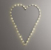 Starry Light Wall Décor - Heart