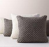 Textural Knit Pillow Cover Amp Insert