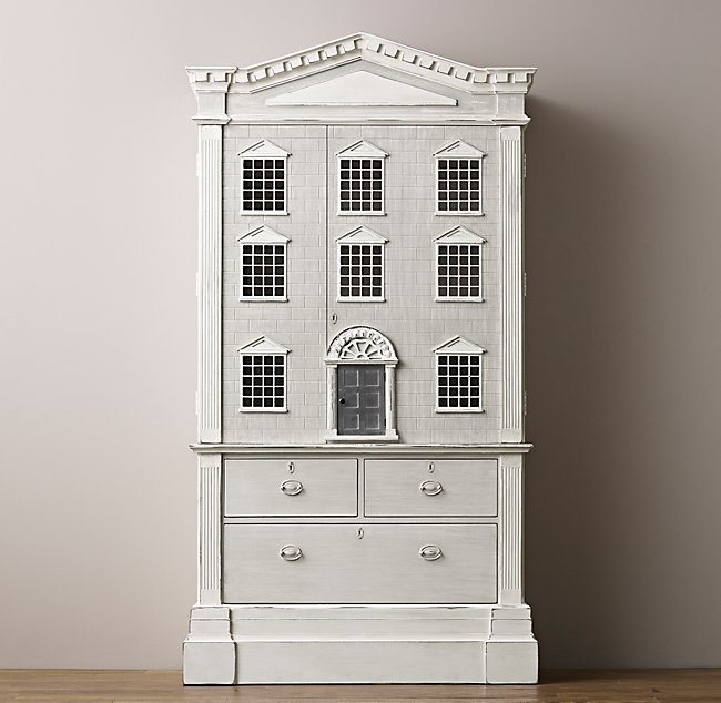 Dollhouse Cabinet