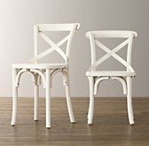 Madeleine Play Chair - White