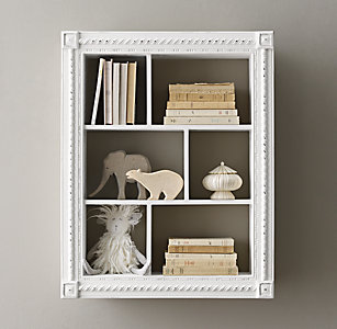 Wall Storage Shelving Rh Baby Child