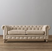 Mini Kensington Upholstered Sofa