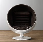 Orbit Spitfire Leather Chair