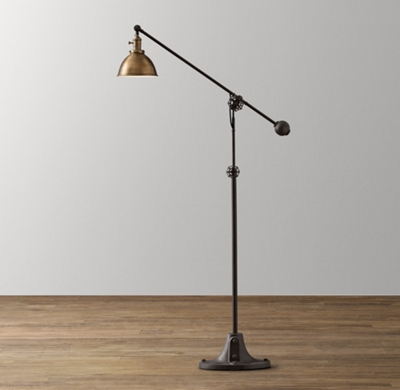 arco floor lamp assembly instructions