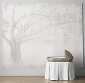 Storybook Tree Grand Canvas Wall Tapestry