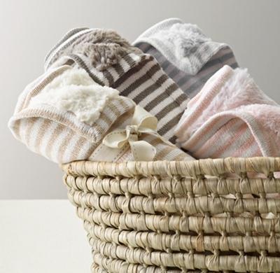 Luxe Knit Stroller Blanket