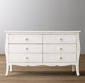 Amira Mosaic Inlay Wide Dresser