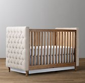 Chesterfield Tufted Crib