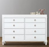 Tatum Wide Dresser & Topper Set