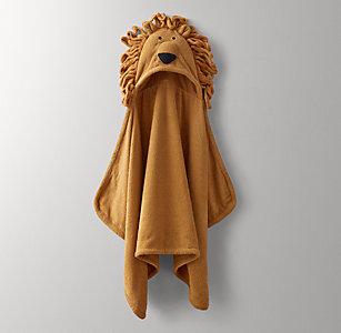 5e67b0c36f Hooded Towels   RH Baby & Child