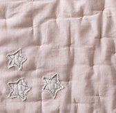 Little Star Appliqué Bedding Swatch