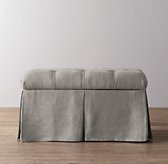 Classic Tufted Velvet Storage Bench