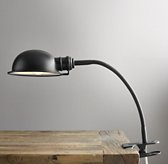 Academy Task Clip Lamp - Oil Rubbed Bronze