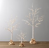 Winter Wonderland Tree - Silver