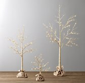 Winter Wonderland Tree - Gold