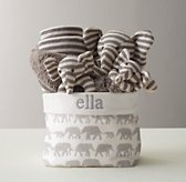 Luxe Knit Baby Gift Set - Elephant