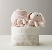 Luxe Knit Baby Gift Set - Bunny