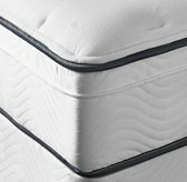 Euro Top Plush Mattress & Boxspring Set